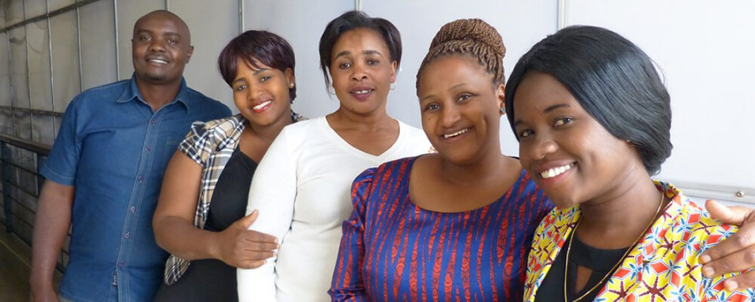 WEHAF (Widows Encouragement & HIV/AIDS Foundation)