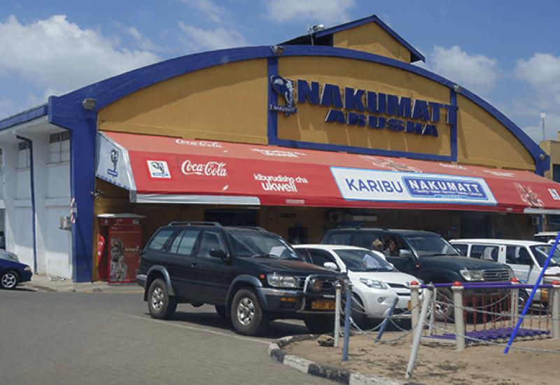 Arusha Tanzania market