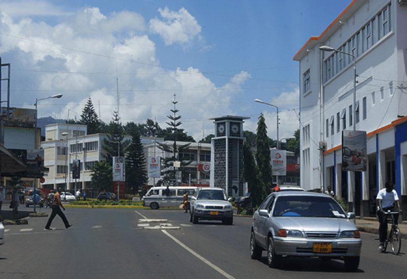 Arusha Tanzania city