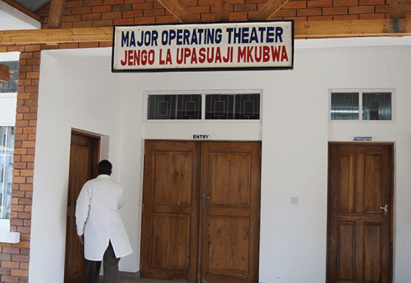 Meru District Hospital Tanzania