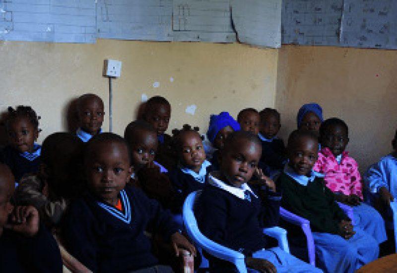 St. Pius Pre & Primary School volunteering