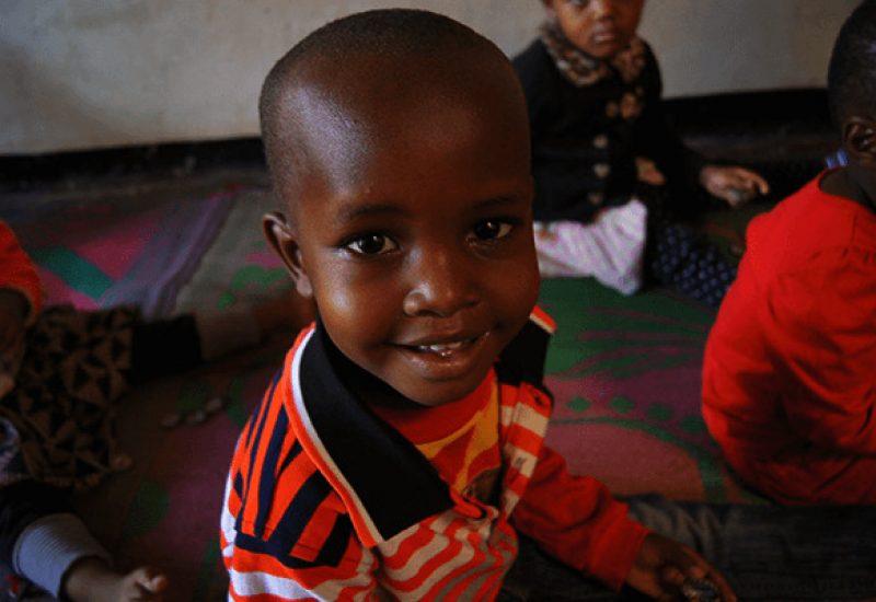 Venance Care Foundation volunteering in preschool