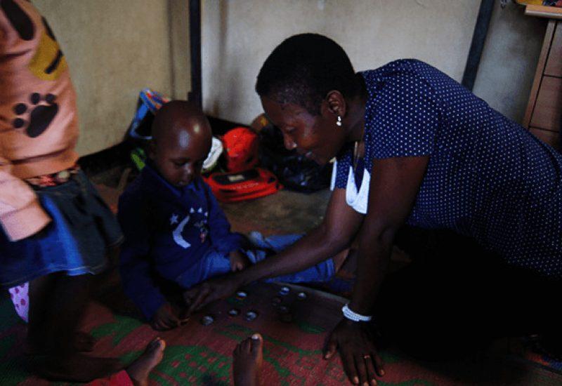 Venance Care Foundation volunteering in Tanzania