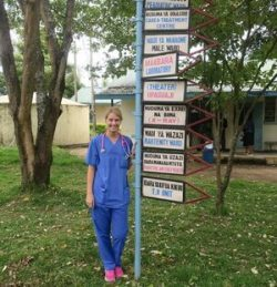 Viva Tanzania health volunteering projects